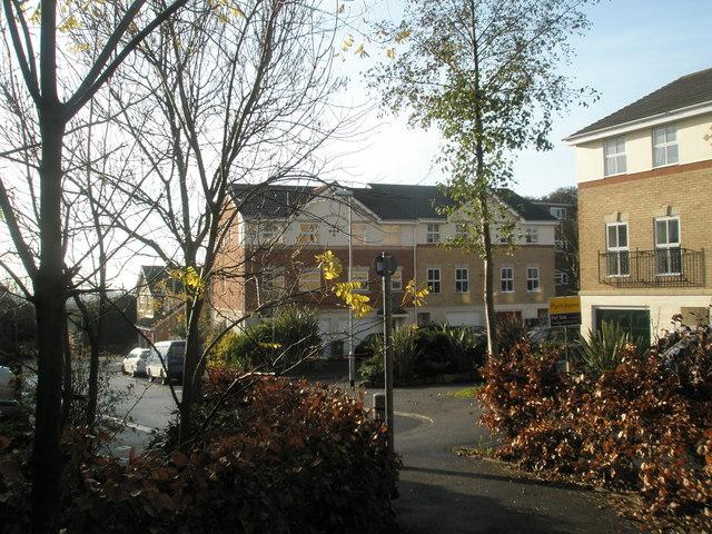 Flats at Farlington just off the Havant Road