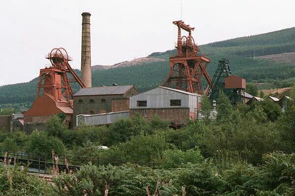 Trehafod - Lewis Merthyr Colliery