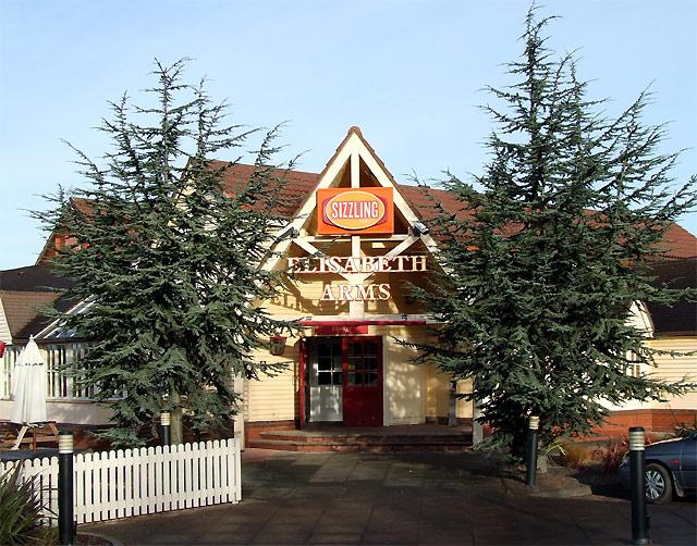 The Elisabeth Arms, Spring Vale, Wolverhampton