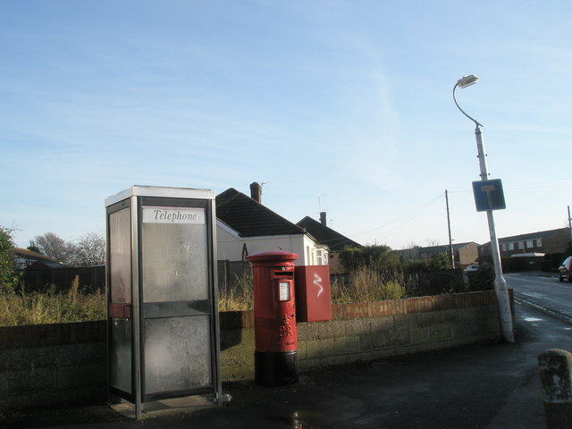 Phone box doubling up as a shower cubicle