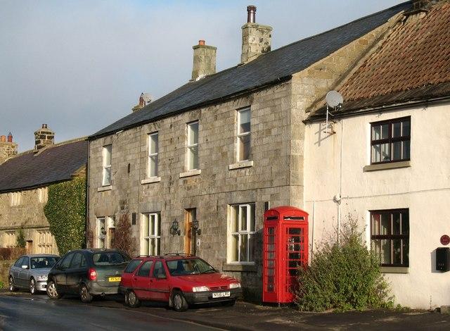 Former Hackfall Inn, Grewelthorpe