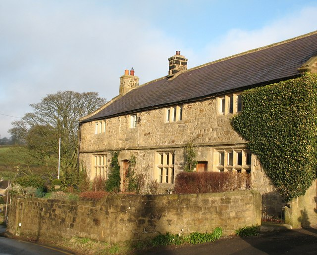 Old Farmhouse in Grewelthorpe