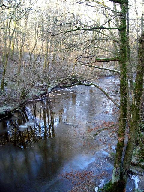 Old Water Near Routin Bridge