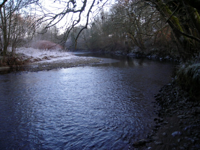 Cluden Water Near Cairnryan