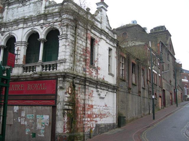 Theatre Royal, Chatham (1)