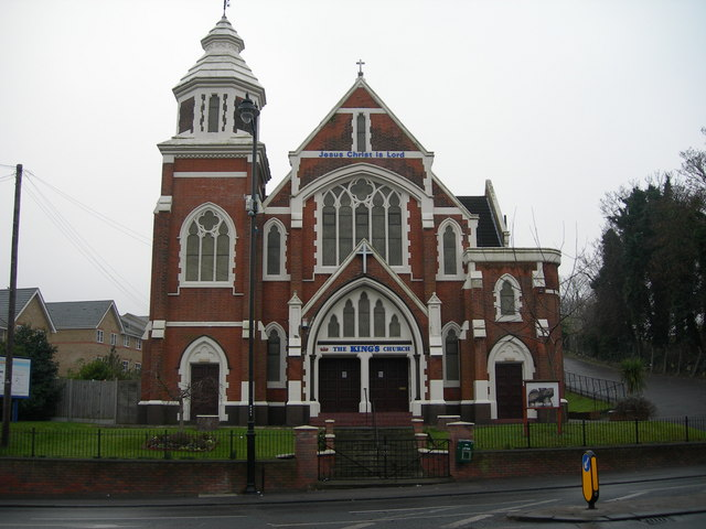 The King's Church, Chatham