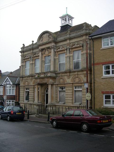 Masonic Hall, Manor Road, Chatham