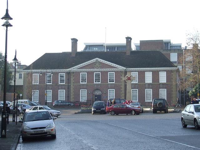 Borough offices