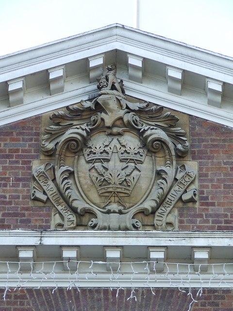 Borough crest
