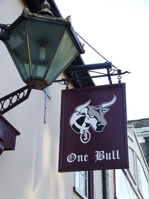 Ye olde one bull