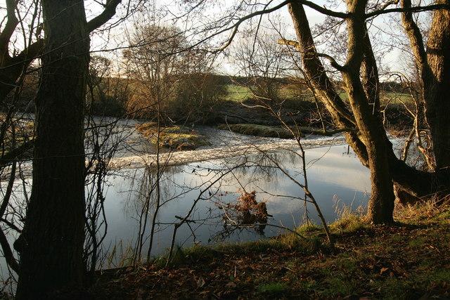 Weir on the Tyne, Haddington