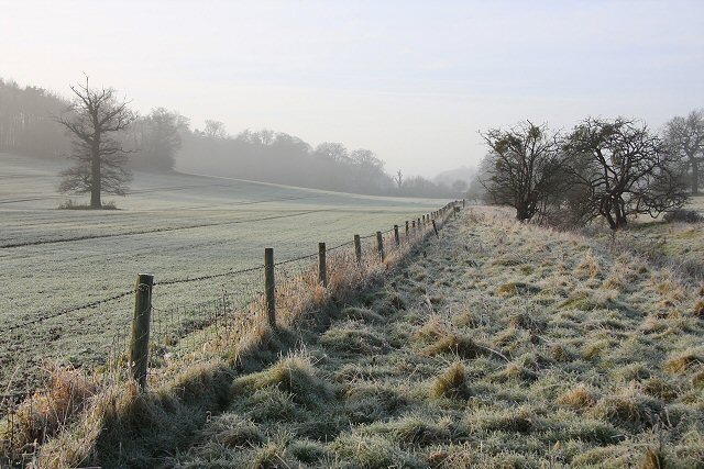 Valley of the River Linnet, Ickworth Park