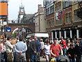 SJ4066 : Street Scene - Chester by Tony Murgatroyd