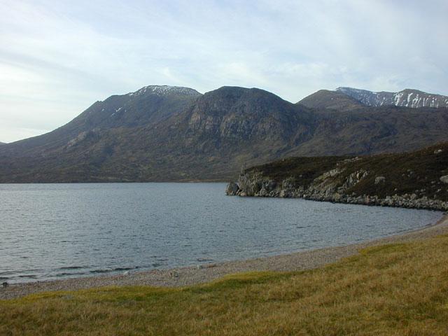 Bay on Lochan Fada