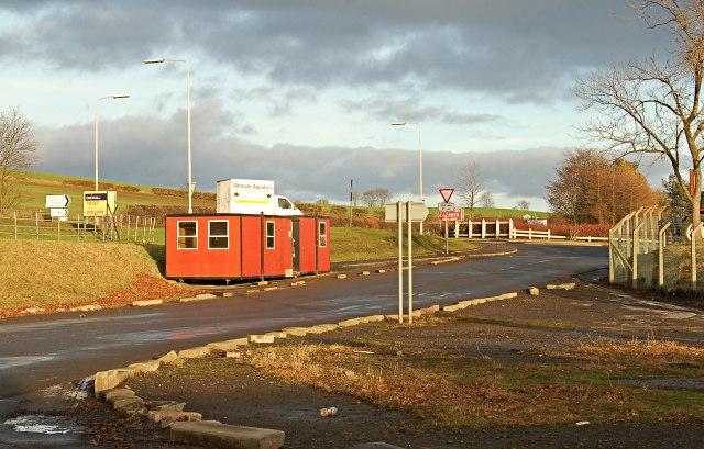 Prestonhall industrial estate
