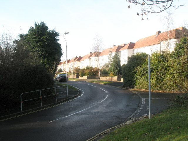 Junction of Evelegh and Gillman Road