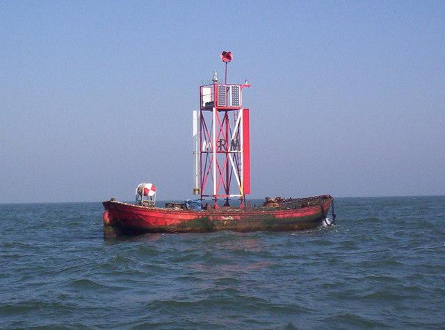 Roaring Middle light float