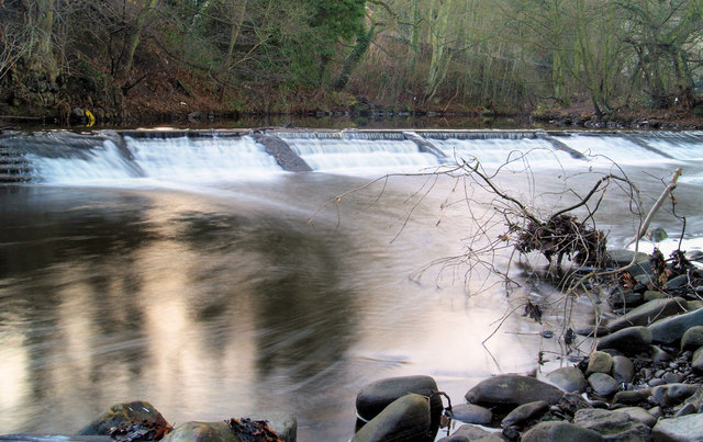 Lower Oughtibridge weir