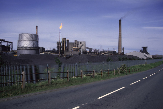 Monkton Coking Works, Hebburn