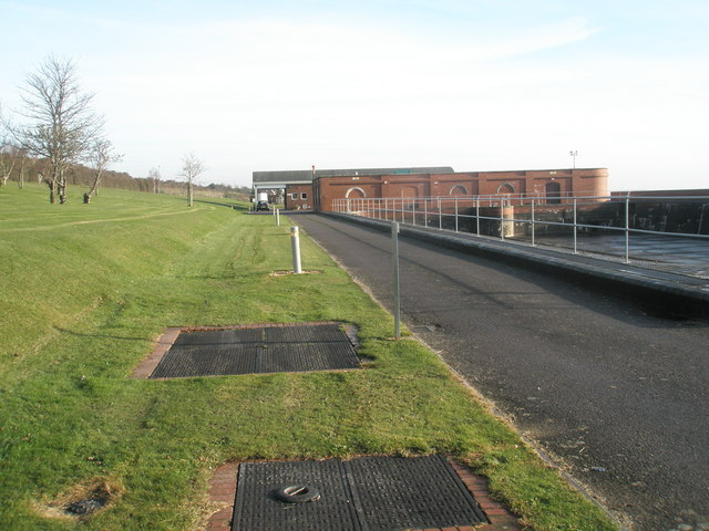 Farlington Depot,  Portsmouth Water Works