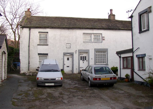18C cottages, Packet Lane, Bolton le Sands