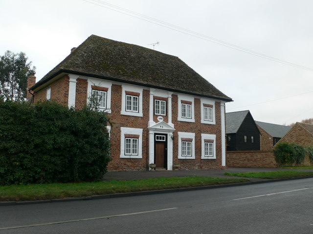 17th century house, Spaldwick