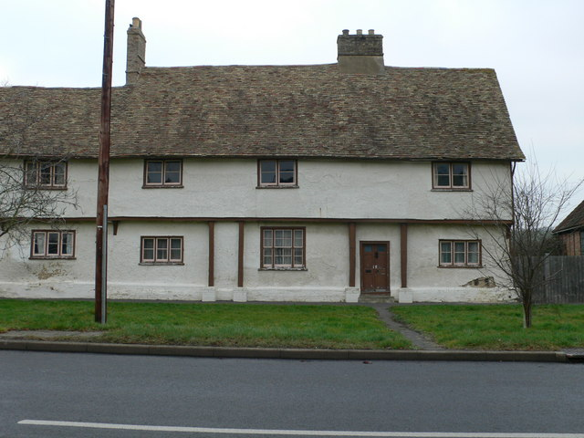 Farmhouse, Spaldwick