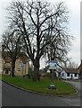 TL1272 : Spaldwick village by Eirian Evans