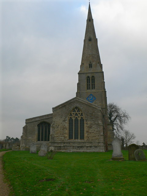 St James the Great, Spaldwick