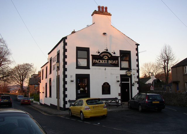 The Packet Boat, Main Road, Bolton le Sands