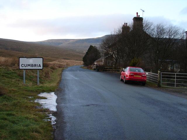 Gateway to Cumbria