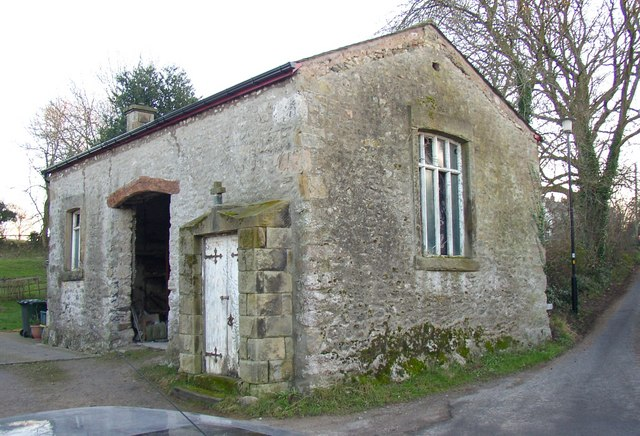 Former church, The Nook, Bolton le Sands