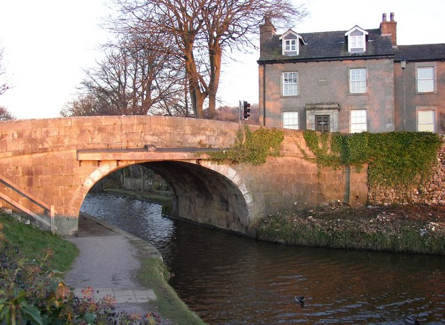 Canal Bridge, Main Road, Bolton le Sands