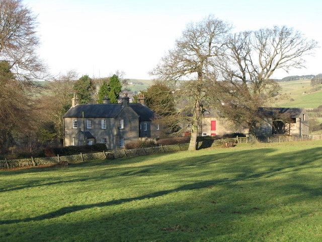 Farm near Thornley Gate