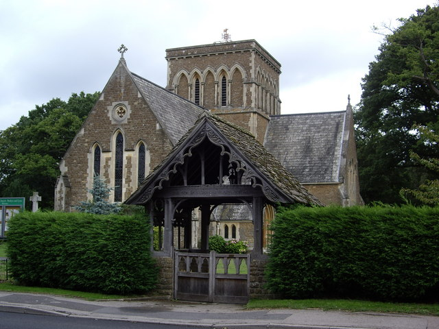 Holy Trinity Church, Botleys and Lyne, Chertsey