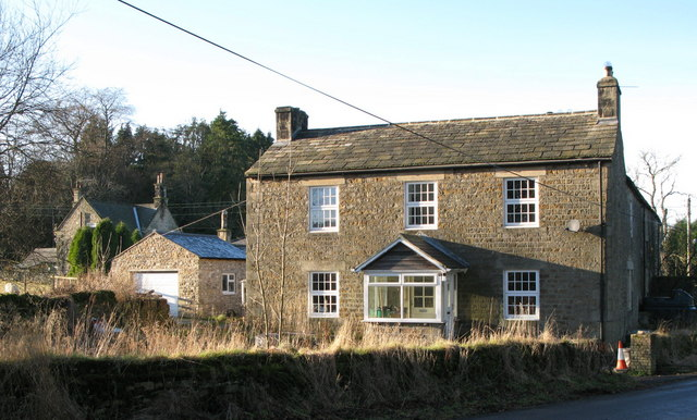 Houses at Thornley Gate