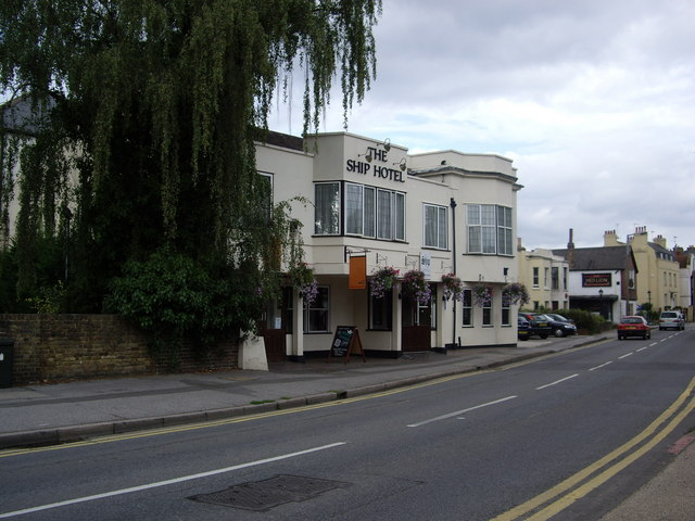 The Ship Hotel, Shepperton