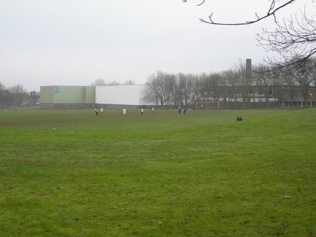 Playing Field, Brompton Road, Gillingham