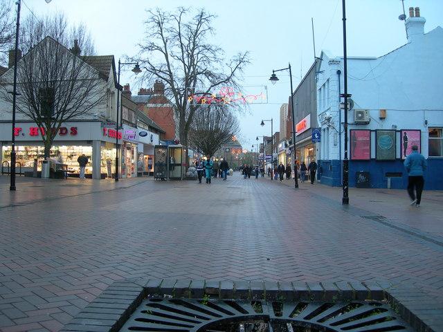 Gillingham High Street (1)