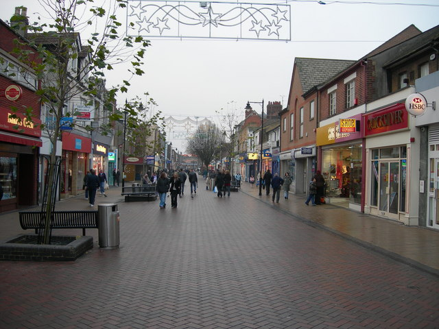 Gillingham High Street (2)
