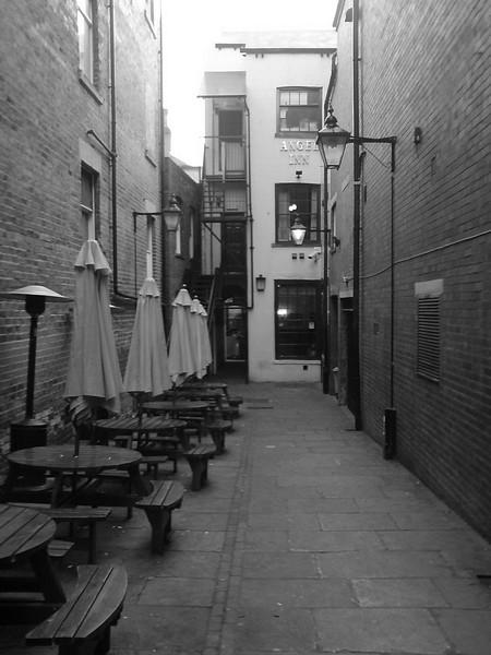Angel Inn Yard, Leeds