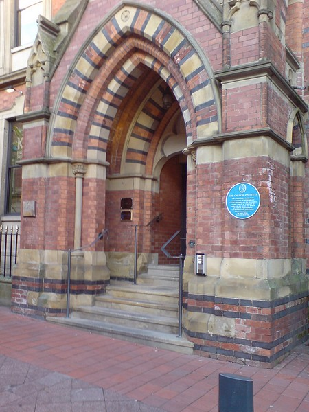 The Church Institute, Albion Place, Leeds