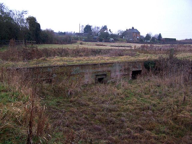 Watercress beds, Newington