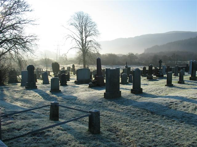 Brackley Cemetery 1