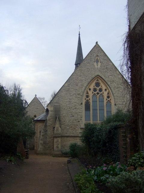 Rosslyn Hill chapel