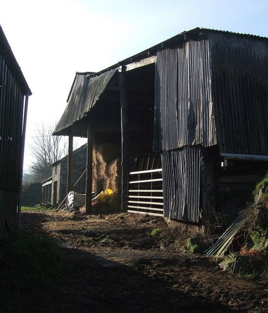 Barn at Trekernell