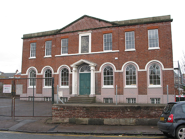 Walter Scott's Charity School, Old Gloucester Road