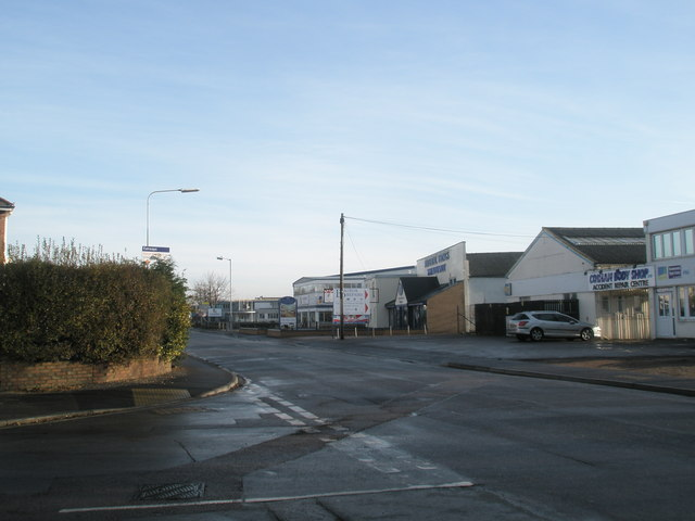 Junction of Waterworks and Fitzherbert Road
