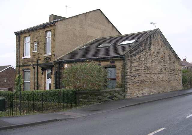 Freemasons' Hall - Leeds Road, Eccleshill