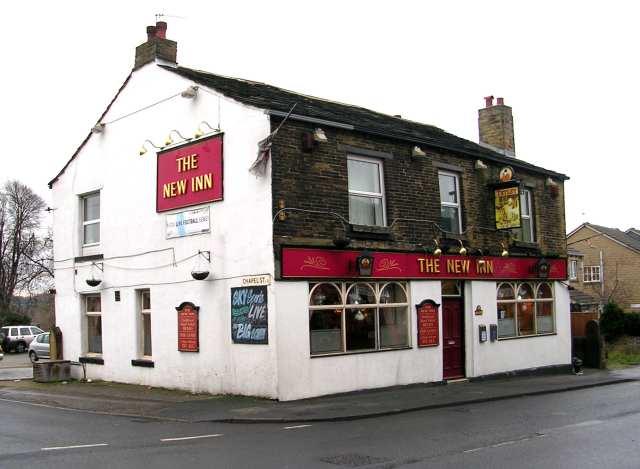 The New Inn - Victoria Road